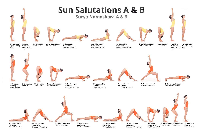 Sun Salutation B Benefits